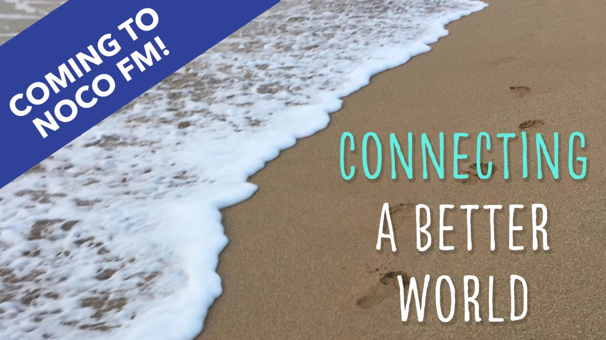 """Connecting A Better World"" premieres on November 19th!"